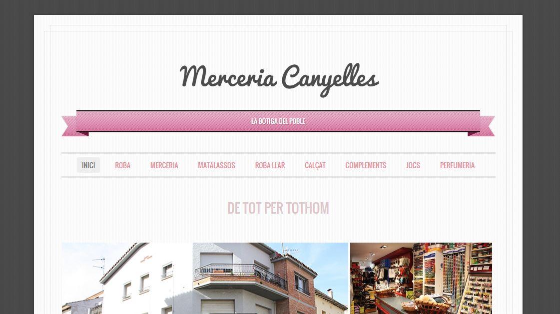 Merceria Canyelles